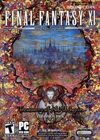 Portada oficial de Final Fantasy XI: Treasures of Aht Urhgan para PC