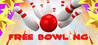 Portada oficial de Free Bowling 3D para PC
