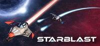 Portada oficial de Starblast para PC