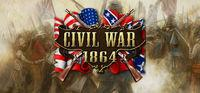 Portada oficial de Civil War: 1864 para PC