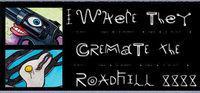 Portada oficial de Where They Cremate The Roadkill para PC
