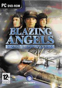 Portada oficial de Blazing Angels: Squadrons of WWII para PC