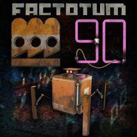 Portada oficial de Factotum 90 para PS4