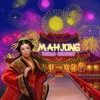 Portada oficial de Mahjong World Contest para PS4