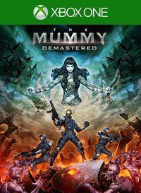 Portada oficial de The Mummy Demastered  para Xbox One