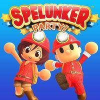 Portada oficial de Spelunker Party! para Switch