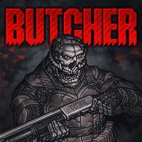 Portada oficial de BUTCHER para Nintendo Switch