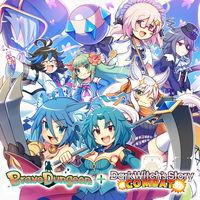 Portada oficial de Brave Dungeon + Dark Witch's Story:COMBAT para Switch