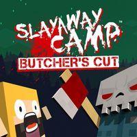 Portada oficial de Slayaway Camp: Butcher's Edition para PS4
