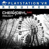 Portada oficial de The Chernobyl VR Project para PS4