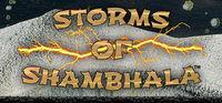 Portada oficial de Storms of Shambhala para PC