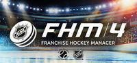 Portada oficial de Franchise Hockey Manager 4 para PC