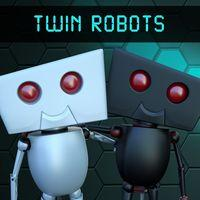 Portada oficial de Twin Robots PSN para PSVITA