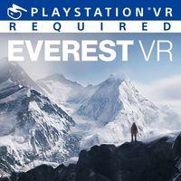 Portada oficial de Everest VR para PS4