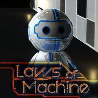 Portada oficial de LAWS OF MACHINE para PS4