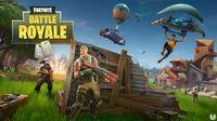 Portada oficial de Fortnite Battle Royale para PC