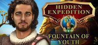 Portada oficial de Hidden Expedition: The Fountain of Youth Collector's Edition para PC