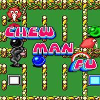 Portada oficial de Chew-Man-Fu CV para Wii U