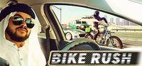 Portada oficial de Bike Rush para PC