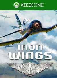 Portada oficial de Iron Wings para Xbox One