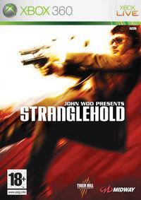 Portada oficial de Stranglehold para Xbox 360