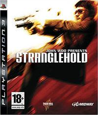 Portada oficial de Stranglehold para PS3