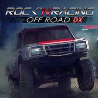 Portada oficial de Rock 'N Racing Off Road DX para Switch