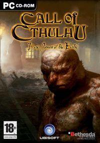 Portada oficial de Call of Cthulhu: Dark Corners of the Earth para PC