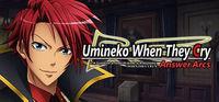 Portada oficial de Umineko When They Cry - Answer Arcs para PC