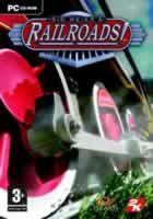 Portada oficial de Sid Meier's Railroads! para PC