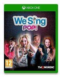 Portada oficial de We Sing: Pop! para Xbox One
