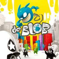 Portada oficial de de Blob para PS4