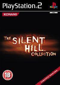 Portada oficial de The Silent Hill Collection para PS2