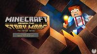Portada oficial de Minecraft Story Mode: Season Two - Episode 4: Below the Bedrock para PC