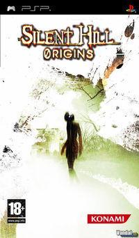 Portada oficial de Silent Hill Origins para PSP