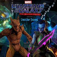 Portada oficial de Marvel's Guardians of the Galaxy: The Telltale Series - Episode 5 para PS4