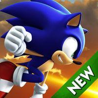 Portada oficial de Sonic Forces: Speed Battle para Android