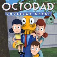 Portada oficial de Octodad: Dadliest Catch para Switch