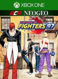 Portada oficial de NeoGeo The King of Fighters '97 para Xbox One
