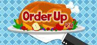 Portada oficial de Order Up VR para PC