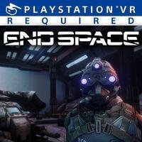 Portada oficial de End Space para PS4