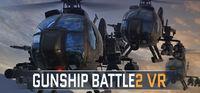 Portada oficial de Gunship Battle2 VR: Steam Edition para PC