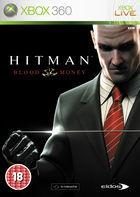 Portada oficial de Hitman: Blood Money para Xbox 360