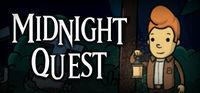 Portada oficial de Midnight Quest para PC