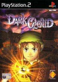 Portada oficial de Dark Cloud para PS2