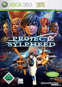 Portada oficial de Project Sylpheed para Xbox 360