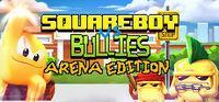 Portada oficial de Squareboy vs Bullies: Arena Edition para PC
