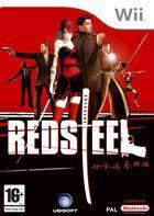 Portada oficial de Red Steel para Wii
