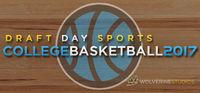Portada oficial de Draft Day Sports: College Basketball 2017 para PC