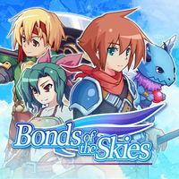 Portada oficial de Bonds of the Skies eShop para Nintendo 3DS
